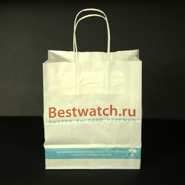 Крафт пакеты Bestwatch